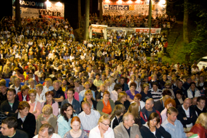 Festival Letni oder Ruše