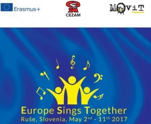 Evropa poje skupaj