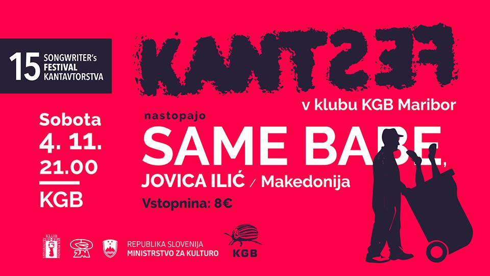 EventCover_KGB-same babe_ Jovica Ilic