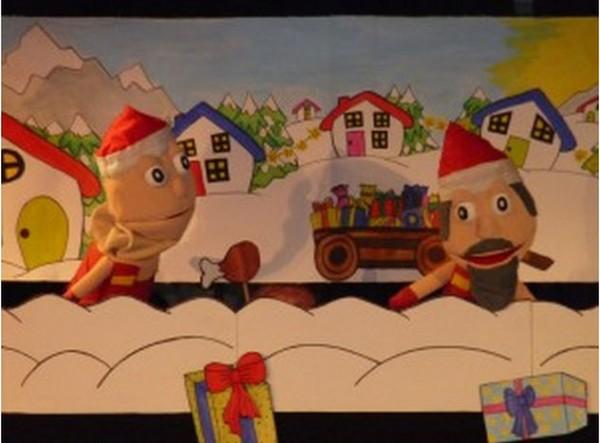 Kam se je skril Dedek Mraz